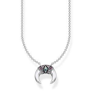 Thomas Sabo Women Silver Pendant Necklace KE1840-964-7-L45v,Silver