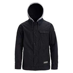 Burton Men's Dunmore Jacket, True Black, Large