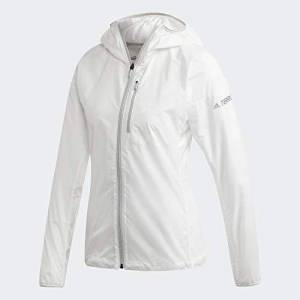 adidas Women's W AGR Windweave Jacket, Nondye, X-Large