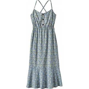 Patagonia Women's W's Lost Wildflower Dress, cover crop small: vela peach, M