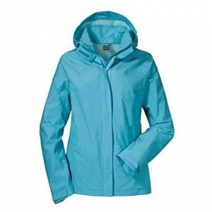 Schöffel Women's Easy L4 Jacket, Caneel Bay, 42