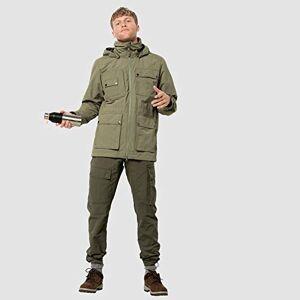 Jadpc|#jack Wolfskin Jack Wolfskin Lakeside Safari Men's Jacket, mens, 1306381, Khaki, L