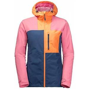 Jackwolfskin Jack Wolfskin Unisex's 365 Flash jacket Women's, Paradise Orange, L