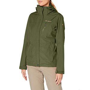 VAUDE Women's Furnas Jacket III, Cedar Wood, 40