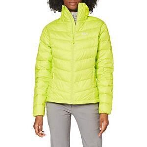 Jackwolfskin Jack Wolfskin Unisex's Helium Peak jacket Women's, Bright Lime, L