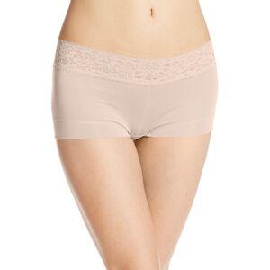 Maidenform Women's Plain Hipster - Beige - Large