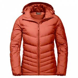 Jackwolfskin Jack Wolfskin Unisex's Selenium jacket Women's, Saffron Orange, L