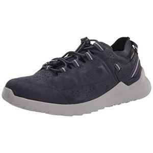 KEEN Men's Highland WP-M Sneaker, Blue Nights/Drizzle, 10 UK