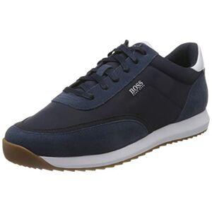 Boss Men's Sonic_Runn_sdny Sneaker, Dark Blue401, 10 UK
