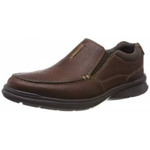 Clarks Cotrell Free, Men's Loafers, Brown (Tobacco Leather), 6 UK (39.5 EU)