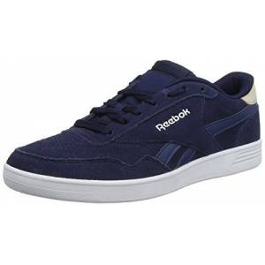 Reebok Royal Techque T, Men's Tennis Shoes, Blue (Cc/Coll Navy/Washed Blue/Stucco/Silver/W 000), 7.5 UK (41 EU)