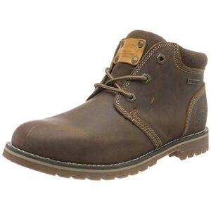 Dockers by Gerli Men's 39wi013 Low-Top Sneakers, Grey (Desert 460), 8.5 UK