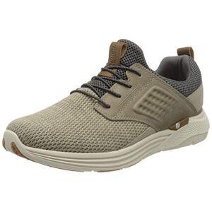 Dockers by Gerli Men's 46bl001-706530 Low-Top Sneakers, Beige (Beige 530), 12.5 UK