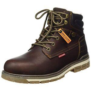 Dockers by Gerli Men's 43lu010 Combat Boots, Brown (Schoko 360), 10 UK