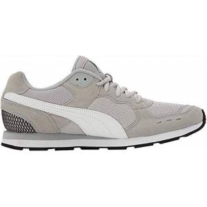 Puma Unisex Adults' VISTA Trainers, Grey (High Rise-Puma White-Castlerock 11), 6 UK