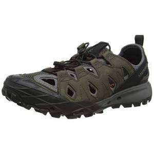 Merrell Men's CHOPROCK LTR SIEVE Water Shoes, Grey Grey, 11 UK 46 EU