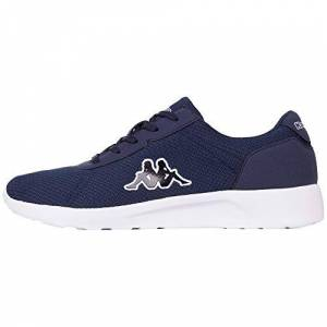 Kappa Men's Tunes Low-Top Sneakers, Blue (Navy 6767), 5 UK