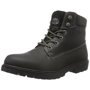 Dockers by Gerli Men's 19pa040 Ankle Boots, Black (Schwarz 100), 8 7.5 UK