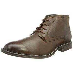 Josef Seibel Men's Earl 04 Ankle Boot, Camel Estate, 10 UK