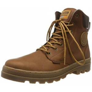 Palladium Pallabosse Sc Wp, Men's Classic Boots, Brown (Cathay Spice/Ch Brwn/Md G P91), 10.5 UK (45 EU)