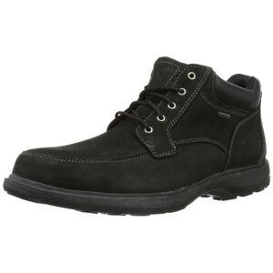 Timberland Men's EK Richmont FTM_Richmont GTX Moc Toe Chukka Cold lined chukka boots short length, Black, 6.5 UK