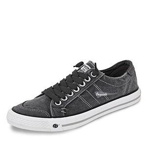 Dockers by Gerli 30st027-790200, Men's Low-Top Sneakers, Grey (Grau 200), 6.5 UK (40 EU)