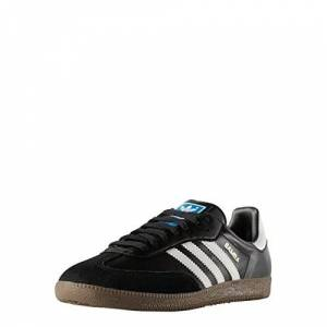 Adidas Originals adidas Unisex Adults' Samba Low-Top Sneakers, Black (Black/Gum5/White), 5 UK (38 EU)