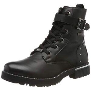 Dockers by Gerli Unisex Kids' 45sr712 Classic Boots, Black (Schwarz 100), 7 UK