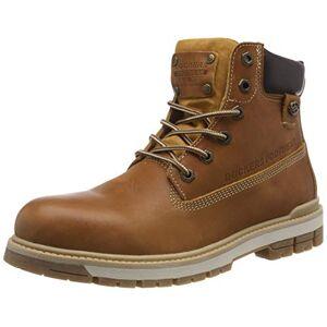 Dockers by Gerli Men's 43lu001 Combat Boots, Brown (Reh 410), 10.5 UK (45 EU)