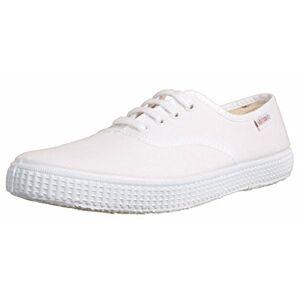 Victoria Tight 5643 black, Unisex Adult's Low-Top Sneakers, White (20 Blanco), 5 UK (39 EU)