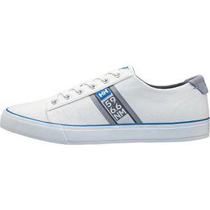 Helly Hansen Men's Salt Flag F-1 Fitness Shoes, White (Off-White/Silver Grey/11), 6 6.5 UK