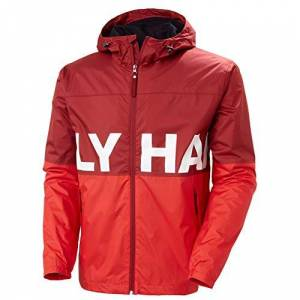 Helly Hansen Men's Amaze Jacket, mens, 64057, Oxblood, M