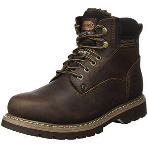 Dockers by Gerli Men's 23da104 Combat Boots, Brown (Cafe 320), 7 UK