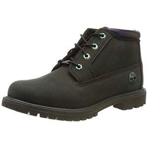 Timberland Women's Nellie Chukka Ankle Boots, Dark Green Nubuck, 7.5 UK