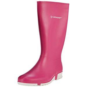 Dunlop Protective Footwear Dunlop Sport Retail, Wellington Boots Unisex Adults, Pink (Pink), 4 (37 EU)