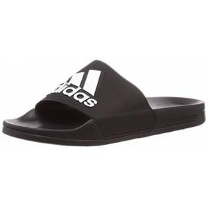 adidas Adilette Shower, Men's Beach & Pool Sandals, Black (Black 000), 11 UK (46 EU)