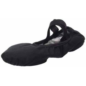 So Danca Women's SD-SD16_Blck_2E Ballet Shoes, Black, 2.5 UK 35 EU
