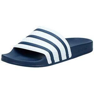 Adidas Originals adidas Adilette, Men's Beach & Pool Shoes, Blu (Adiblue G1/White/Adiblue G1), 6 UK