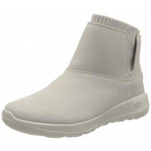 Skechers ON-THE-GO JOY, Women's Ankle Boots, Beige (Natural Suede/Textile Nat), 4.5 UK (37.5 EU)