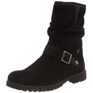 Superfit Girls' Galaxy Snow Boots, Black (Schwarz 00), 6 UK