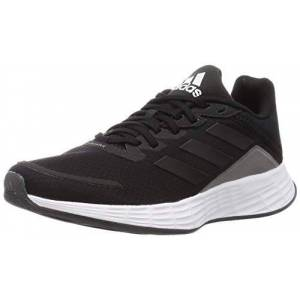 adidas Duramo Sl, Women's Competition Running Shoes, Core Black/Core Black/Gray Six, 4.5 UK (37 1/3 EU)