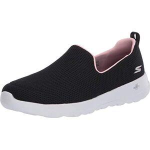 Skechers GO WALK JOY, Women's GO Walk Joy Trainers, Black (Black Textile/Pink Trim Bkpk), 5.5 UK (38.5 EU)