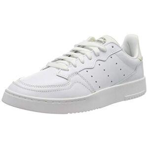 adidas Originals Women's Supercourt Sneaker, Footwear White Off White Core Black, 3.5 UK