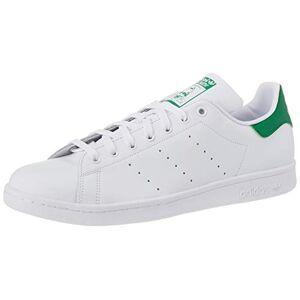 adidas Originals Stan Smith, Unisex Adults' Low-Top Sneakers, White (Running White Ftw/running White/fairway), 4.5 UK (37 1/3 EU)