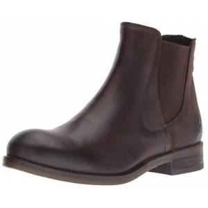 Fly London Women's Alls076Fly Chelsea Boots, Brown (Dk. Brown/Chocolate), 7 UK 40 EU