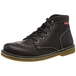 Kickers Women's Legendiknew Ankle Boots, Black (Noir Sem Miel Perm 81), 6.5 UK