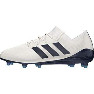 adidas Nemeziz 18.1 Fg W, Women's Football Boots, White (Casbla / Tinley / Azalre 000), 3.5 UK (36 EU)