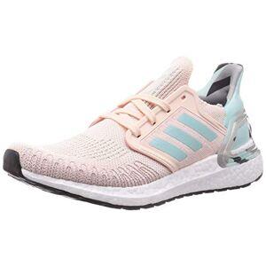 adidas ULTRABOOST 20 W, Women's Running shoe., Pink, 5 UK (38 EU)