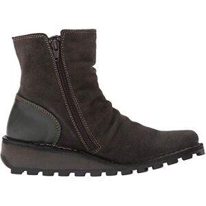 Fly London Women's MON944FLY Desert Boots, Grey (Diesel 008), 3 UK (36 EU)