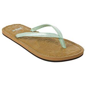 Trespass Roslyn, Womens Flip Flops, Green (Metallic Peppermint), 6 UK (39 EU)